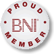 BNI Dallas Fort Worth Proud Member - Networking group Dallas